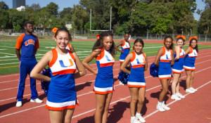 Uni Cheerleaders
