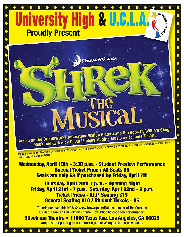 uni theater-Shrek flyer 800x620