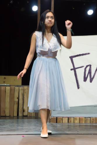 Charlene Herrella as Luisa