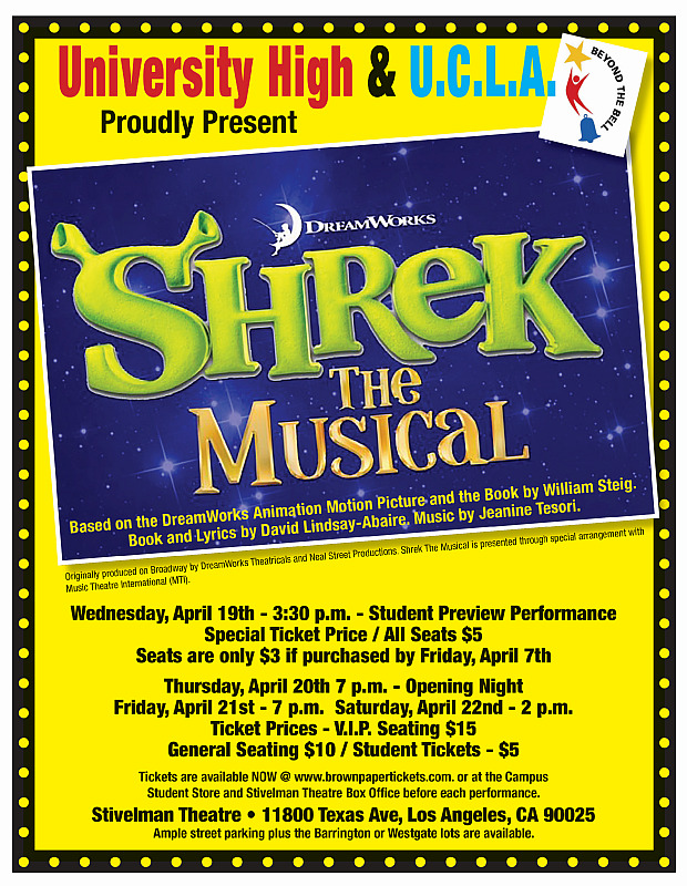 uni theater-Shrek flyer 800x620