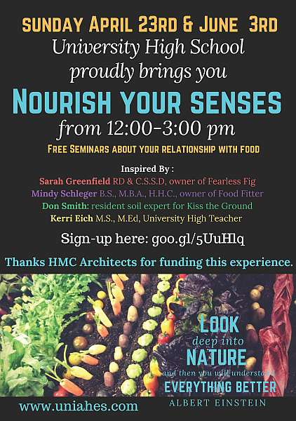 uhef web pix-nourish your senses poster 600x422